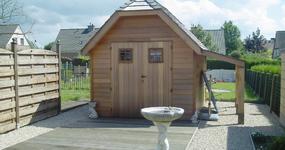 Verbruggen Marnix bvba - Letterhoutem - Tuinhuizen