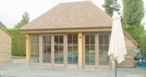 Verbruggen Marnix bvba - Letterhoutem - Poolhouses